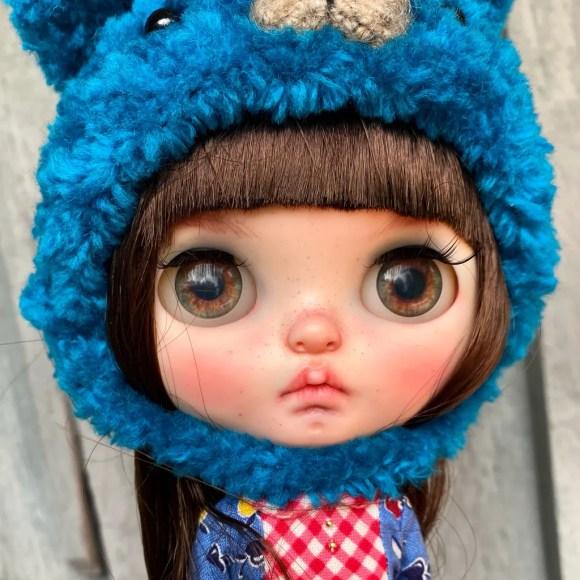 Cass Custom Blythe Doll