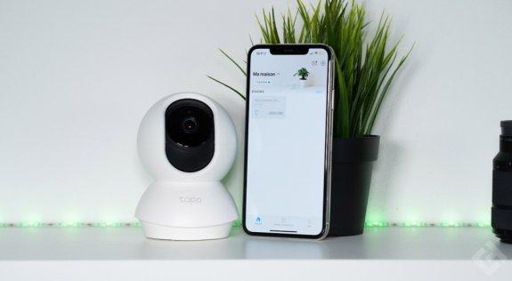 caméra alarm