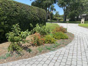 Side Garden Treatment Application