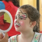 Face Painting at Animal Kingdom — 13 Days Til Disney!