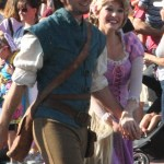 Magic Kingdom Friday's — Flynn Rider & Rapunzel