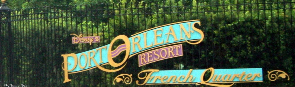 Port Orleans French Quarter