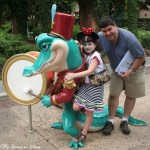 Special Edition Magical Blogorail: Port Orleans French Quarter