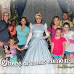 Disney Magic explodes at Cinderella's Royal Table