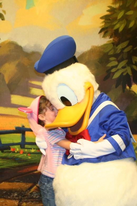 Magic Kingdom, Mickey's Toontown Fair, Donald Duck