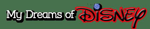 My Dreams of Disney, Disney Fan Blog, Wordpress