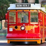 90 Days til Disneyland – Red Car Trolley!