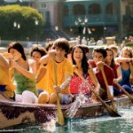 68 Days til Disneyland – Davy Crockett's Explorer Canoes!