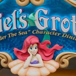 34 Days til Disneyland – Ariel's Grotto!