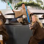 37 Days til Disneyland – Jedi Training Academy!