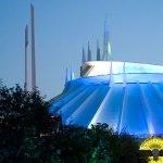 10 Days til Disneyland – Space Mountain!