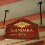Surprising my girls at Mandara Spa!