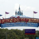 100 Days: The Walt Disney World Sign