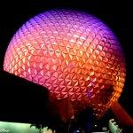 Magical Blogorail: World Showcase at Night