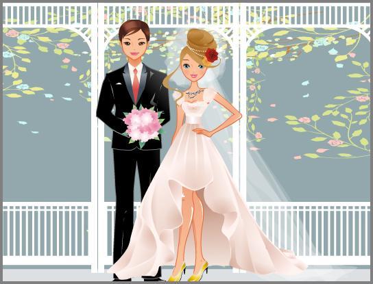 wedding dress up games