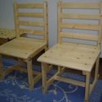 子供用の椅子(2008年9月)