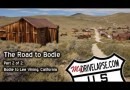 From Bodie to Lee Vining, California: Route 270, US 395