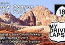 A Drive Through St. George & Snow Canyon State Park, Utah!