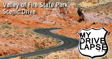 Let's explore the Valley of Fire, Nevada! Scenic Drive Dashcam