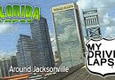 A Drive Around Jacksonville, Florida: Downtown, Five Points, to Trout River Bridge Dashcam