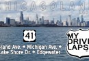 Michigan Avenue & Lake Shore Drive, US 41 North to Edgewater, Chicago Dashcam Drive