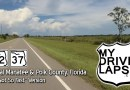 Rural Florida Drive: Manatee and Polk County, SR 62 & 37, Parrish, Mulberry