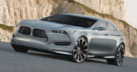 BMW- coupe - concept