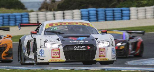 Audi RS 3 LMS continues success