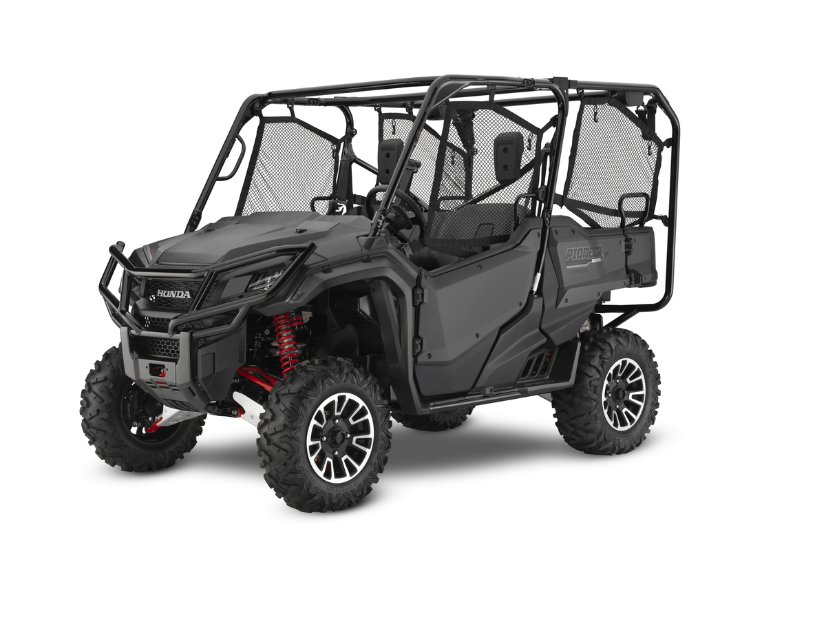 Honda Announces 2018 Pioneer 1000 and 700 Side-by-Sides