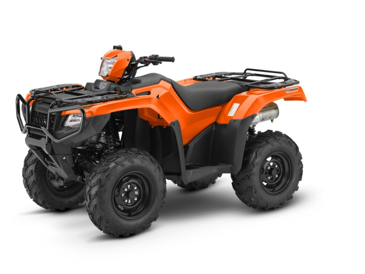 2018 Honda FourTrax Foreman Rubicon 4x4 EPS