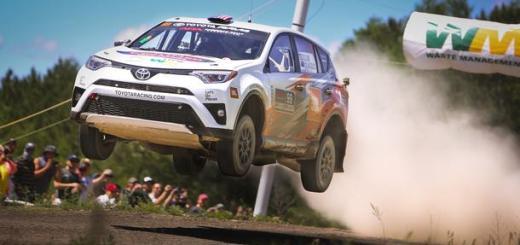 Toyota RAV4 Rallies to Stunning Victory at STPR