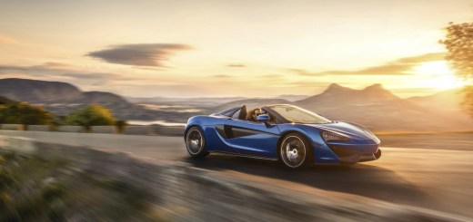 McLaren 570S Spider: a convertible without compromise