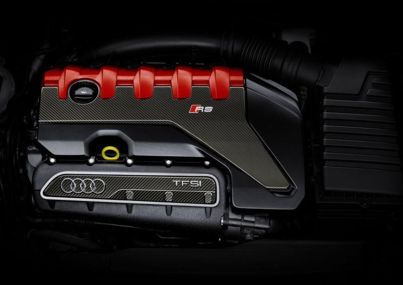 Audi 2.5 TFSI engine
