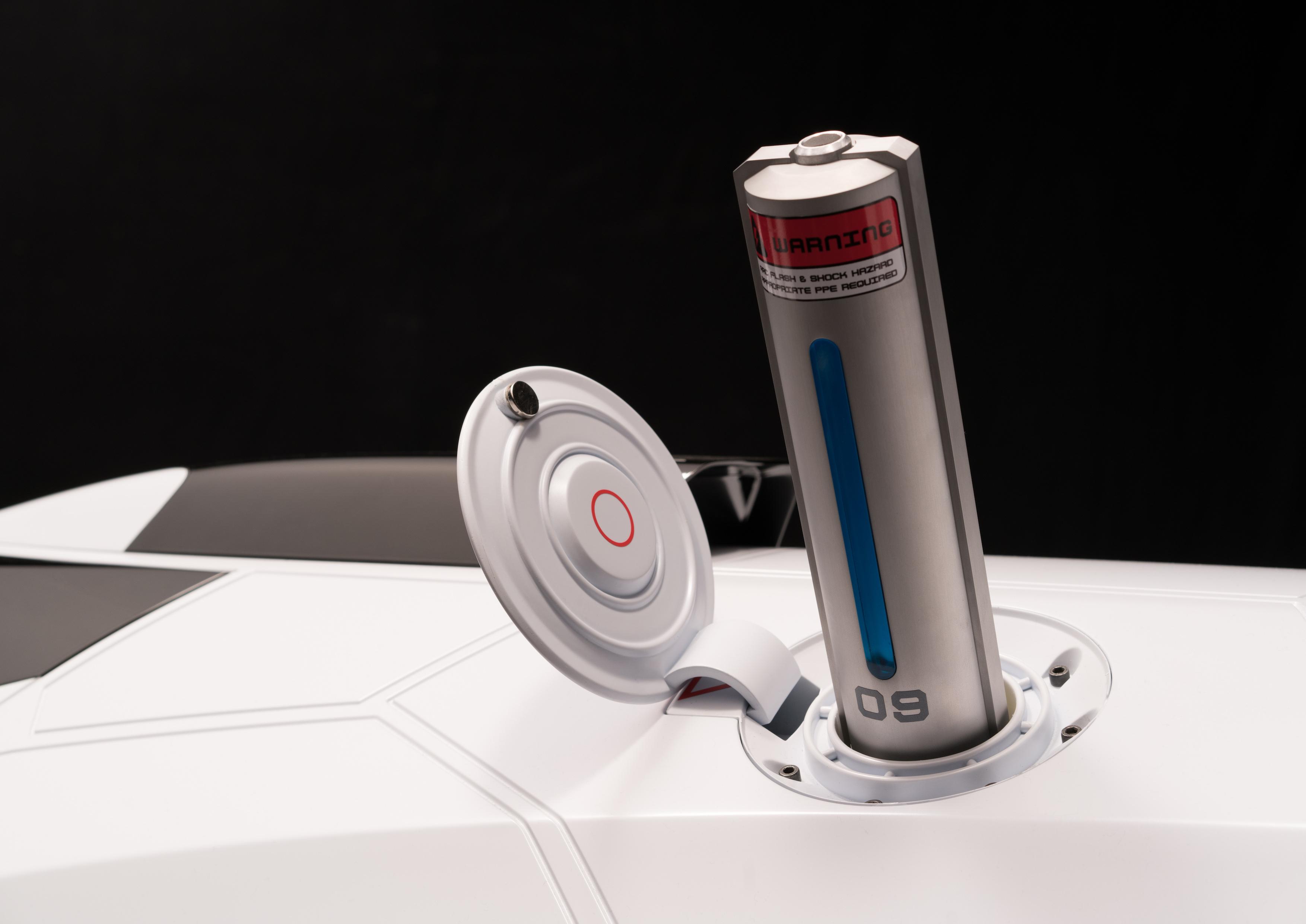 Lexus Reveals Closer Look at the SKYJET