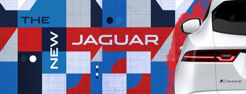 Jaguar introduces its new compact performance SUV, the Jaguar E-PACE