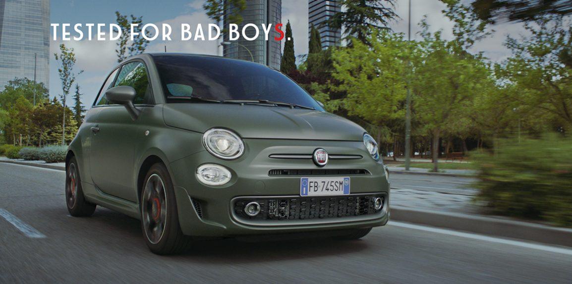 Fiat Scores 5 Famed Awards For Advertising