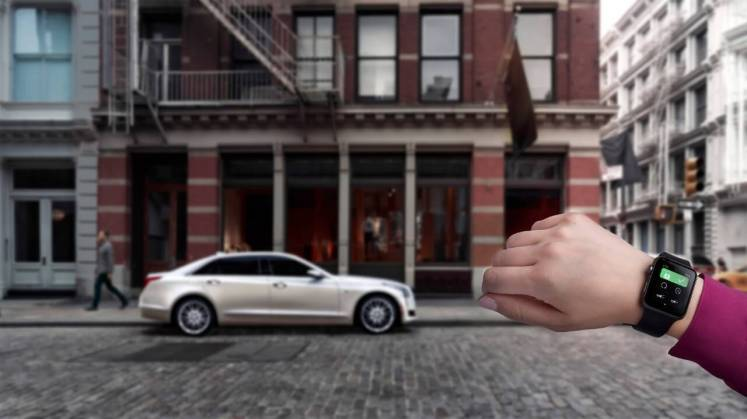 Cadillac Delivers Integrated Experience for Apple Users