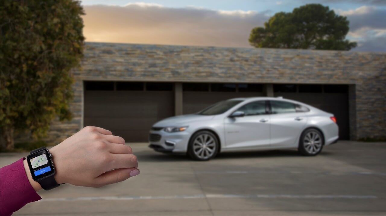 Chevrolet Introduces myChevrolet App for Apple Watch