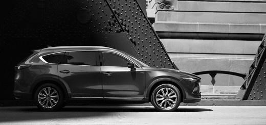 Mazda Reveals Exterior of New Mazda CX-8 Crossover SUV