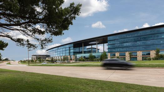 Toyota Opens Headquarters in Texas