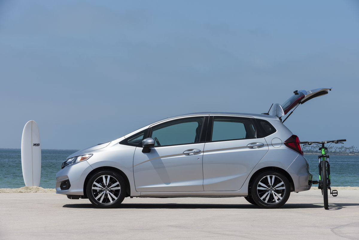 Fresh and Furyous: New Sporty and Feature Rich 2018 Honda Fit Goes On Sale