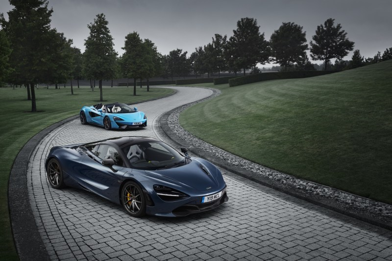 McLaren Automotive accelerates to fourth consecutive year of profitability from record sales in 2016