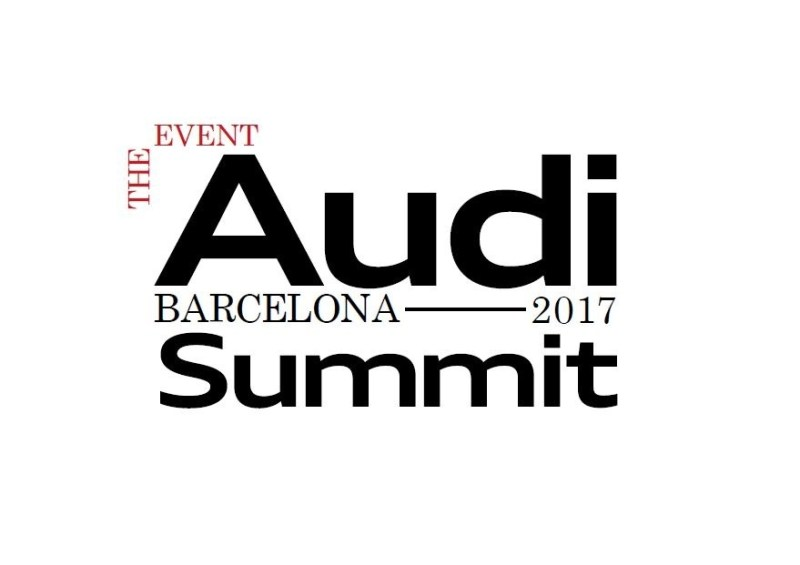 Audi Summit in Barcelona in July: brand exhibition of the Four Rings