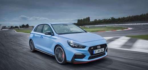 Exhilarating driving pleasure for everyone – The Hyundai i30 N