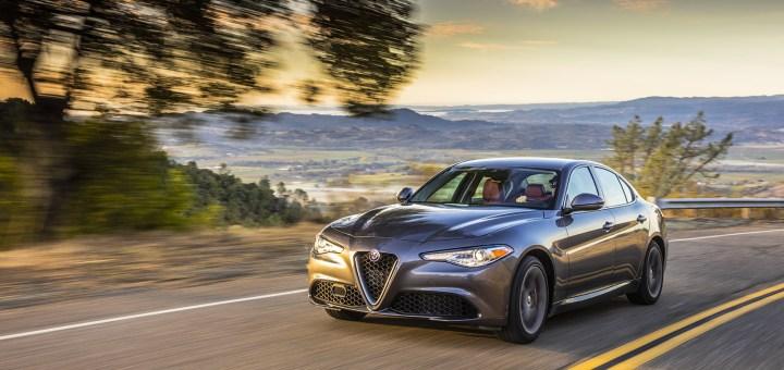 Alfa Romeo Giulia - A Convergence of Engineering and Emotion