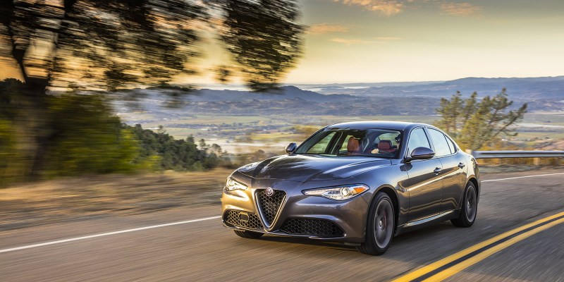 Alfa Romeo Giulia - A Convergence of Engineering and Emotion