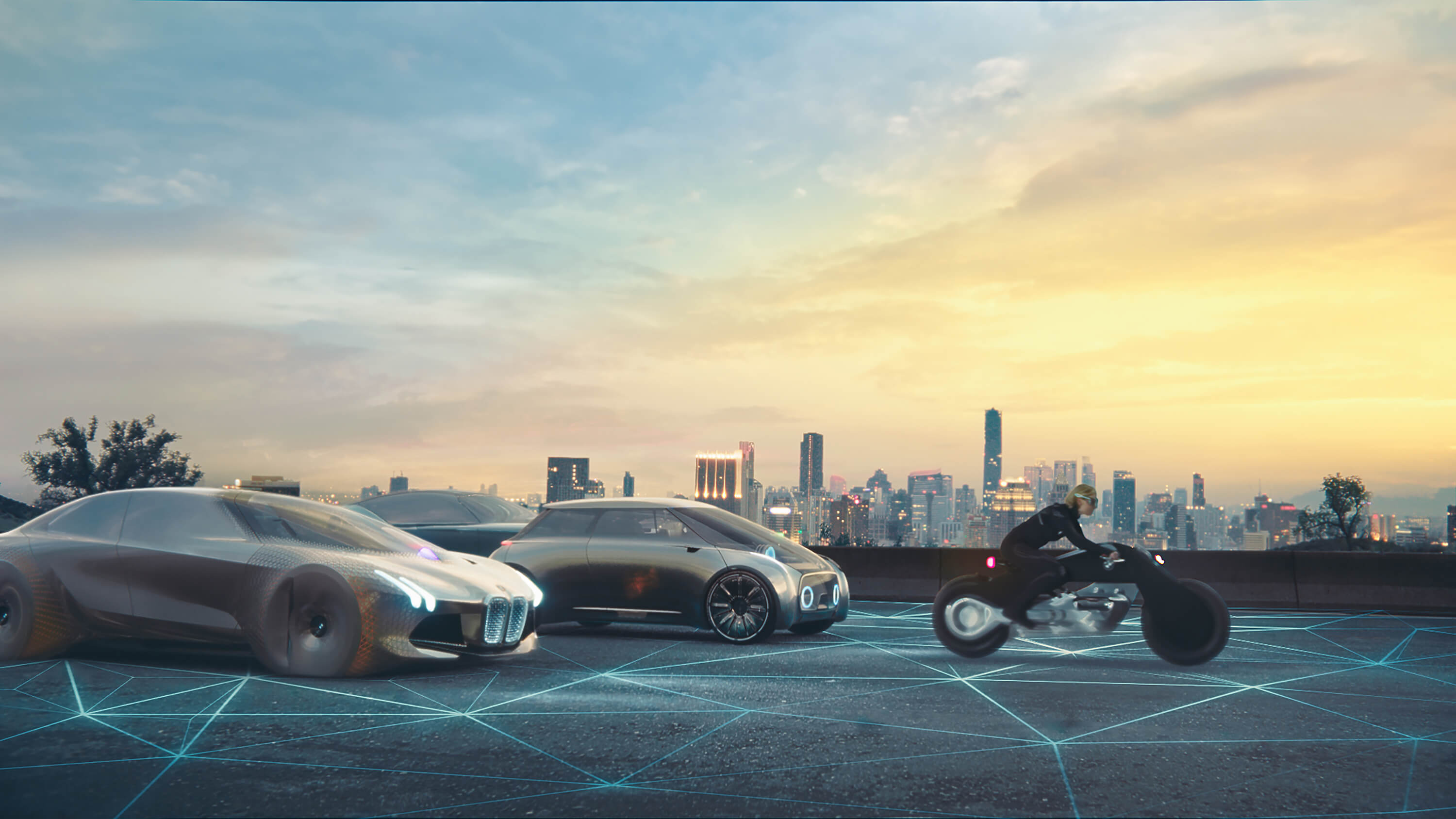 """A NEW ERA"": New BMW Group film launches online. The story of the BMW Group's 100th-anniversary corporate campaign continues."