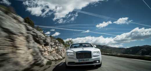 Rolls-royce Motor Cars Lights Up Europe's Summer Hotspots