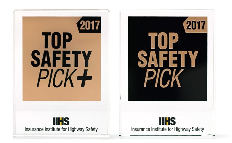 Every Mazda Tested for 2017 Earns IIHS Top Safety Pick+ Rating