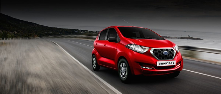 Datsun introduces more powerful redi-GO in India
